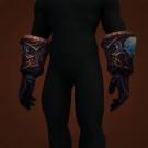 Heroes' Scourgeborne Handguards Model
