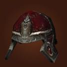 Coldrock Helmet, Mightstone Helm, Halgrind Helmet, Jormungar Helmet, Tempered Saronite Helm Model