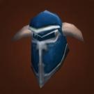 Imbued Plate Helmet, Darkrune Helm Model