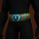 Thick Qirajihide Belt, Regenerating Belt of Vek'nilash Model