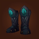 Woe Breeder's Boots, Massacre Treads, Gryphon Rider's Boots Model