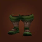 Treads of the Sepulcher, Wild Bark Boots, Highstrider Boots, Gryan's Boots, Soldier's Boots Model