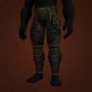 Savage Gladiator's Chain Leggings Model