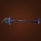 Staff of the One True Bramble King Model