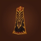 Cloak of Unforgivable Sin, Recovered Scarlet Onslaught Cape Model