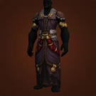 Primal Combatant's Robes of Prowess, Primal Combatant's Satin Robe Model