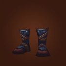 Crafted Malevolent Gladiator's Boots of Cruelty Model