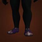 Cozy Dryad Hoof-Socks Model