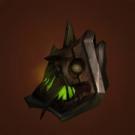Demon Stalker Shoulderguards Model
