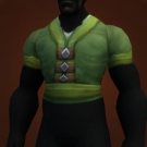Green Silk Armor Model