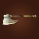 Barbarian War Axe Model