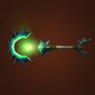 Wrathful Gladiator's Baton of Light Model