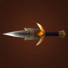 SI:7 Special Issue Dagger, Blade of the Shattered Hand Model