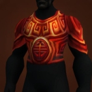 Bloodforged Chestpiece Model
