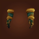 Ooze-Ridden Gauntlets Model