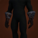 Wyrmstalker's Gloves, Sporebeard Gauntlets Model