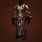 Heroes' Frostfire Robe Model