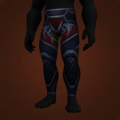 Beast Lord Leggings, Highlord's Padded Legguards, Jormungar Hide Legguards, Cannibal's Legguards, Cannibal's Legguards Model