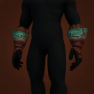 Venomtail Gloves, Marshsong Gloves, Virmen Exterminator Gloves, Toremu's Crackling Grips, Gloves of Sanctity, Contender's Scale Gloves, Hexxer's Lethargic Gloves, Gloves of Explosive Pain, Hexxer's Lethargic Gloves Model