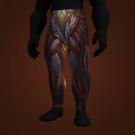 Heroes' Frostfire Leggings Model