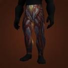 Heroes' Frostfire Leggings Model