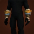 Hopecrusher Gauntlets, Mudmug's Mitts, Barrel Stacker's Mitts, Gauntlets of Bloody Judgment, Contender's Dragonscale Gloves, Archer's Precision Grips, Hopecrusher Gauntlets, Archer's Precision Grips Model
