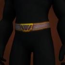 Pilgrim's Belt Model