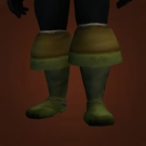 Forest Leather Boots Model