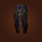 Regal Pantaloons, Nymph Stockings, Transborean Leggings, Frostwoven Leggings, Embattled Legwraps, Frostmoon Pants Model