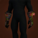Deep Earth Gloves, Deep Earth Handwraps, Deep Earth Grips Model