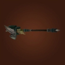Irontalon Staff Model