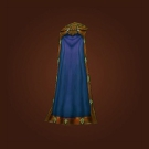 Frost Leather Cloak Model