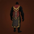 Cloak of Sweltering Flame Model