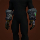 Marco's Crackling Gloves Model