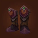 Boots of Raging Haze, Phasewalker Striders, Crushing Treads of Anger, Phasewalker Striders, Boots of the High Adept, Statue Summoner's Treads, Fire-Chanter Boots, Treads of Rejuvenating Mists, Fire-Chanter Boots Model