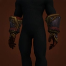 Furious Gladiator's Scaled Gauntlets, Furious Gladiator's Ornamented Gloves Model