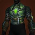 Vicious Gladiator's Chain Armor Model