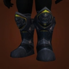 Bone Drake's Enameled Boots, Scourge Fanged Stompers, Scion's Treads, Scion's Treads Model