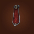 Hollowblood Scarf, Gar'rok's Weathered Cloak Model