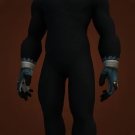Duskwing Handwraps, Dreadbeard Strangler Gloves, Dreadbeard Strangler Gloves, Gloves of Constellas Model