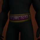 Wrathful Gladiator's Belt of Salvation, Wrathful Gladiator's Belt of Dominance Model