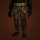 Leggings of the Thousandfold Hells Model