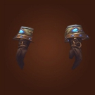 Crafted Dreadful Gladiator's Mooncloth Gloves, Crafted Dreadful Gladiator's Satin Gloves Model