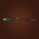 Wild Combatant's Battle Staff Model