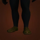 Mountainwalker's Boots, Sandals of Mycoid Musing, Yeti-Hide Boots Model