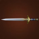 Knightly Longsword Model