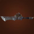 Wild Combatant's Greatsword, Warmongering Combatant's Greatsword Model