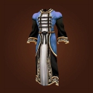 Mindsurge Robe, Warp Infused Drape Model