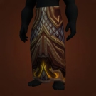 Thoracic Flame Kilt Model