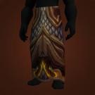 Thoracic Flame Kilt Model
